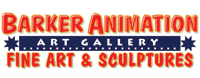 Barker Animation Art Gallery
