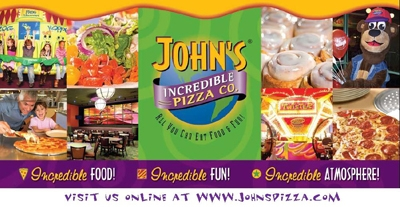 John's Incredible Pizza Co. at Buena Park Downtown in Buena Park ...