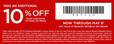 in store savings, coupon, discount