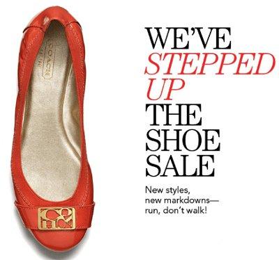Dsw Coach Shoe Sale