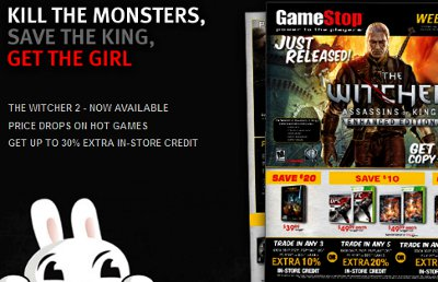deals, games, the witcher 2, price drops, in-store credit