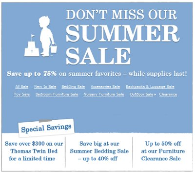 summer sale, save, bedding, bedroom, , furniture, outdoor, clearance, accessories, backpacks,