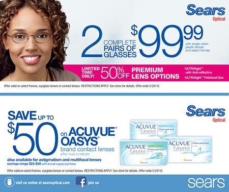 Eyeglasses Frames from Sears.com
