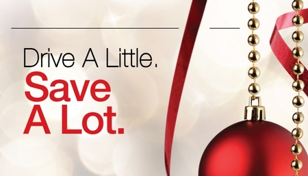 Drive A Little. Save A Lot. Outlets at Hillsboro Holiday Shopping 2015