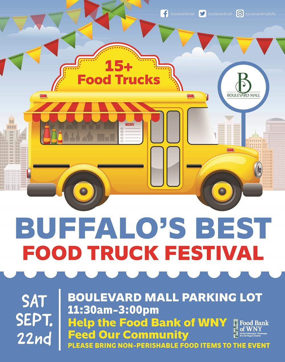 Buffalo's Best Food Truck Festival