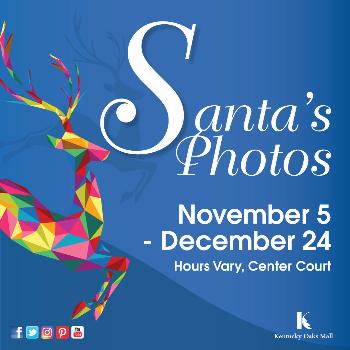 Events At Kentucky Oaks Mall  Santa39s Photos At Kentucky