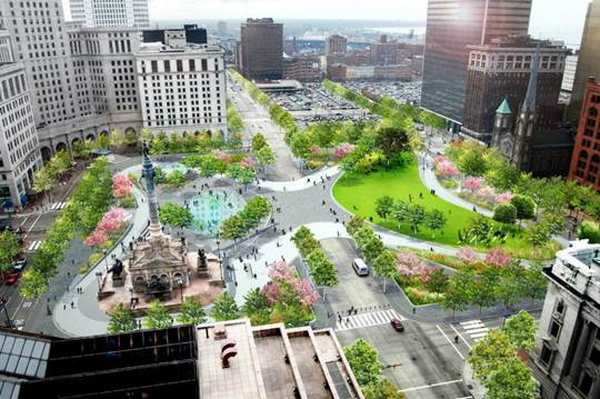 Public Square Renovation