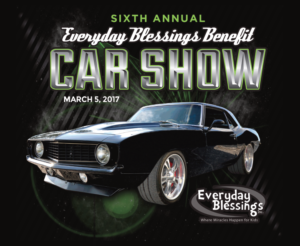 Everyday Blessings Benefit Car Show