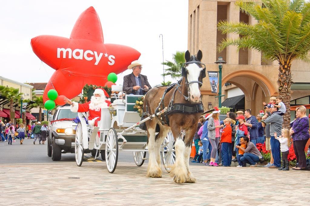 Macy's Family Day Parade