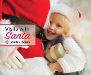 Visits with Santa Studio Hours