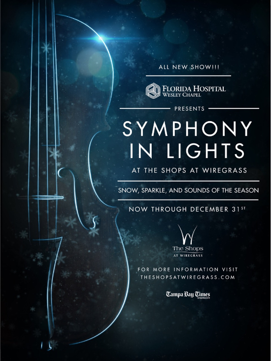 Symphony in Lights presented by Florida Hospital Wesley Chapel
