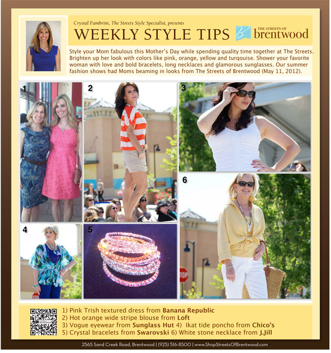 Style Tips Week 8