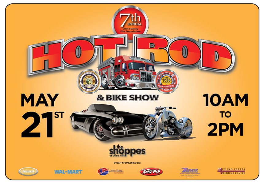 Chino Valley Fire Foundation Car Show