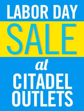 nike outlet hours labor day