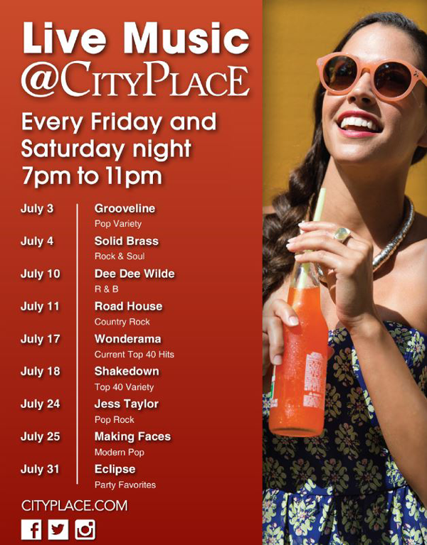 City Place West Palm Beach FL