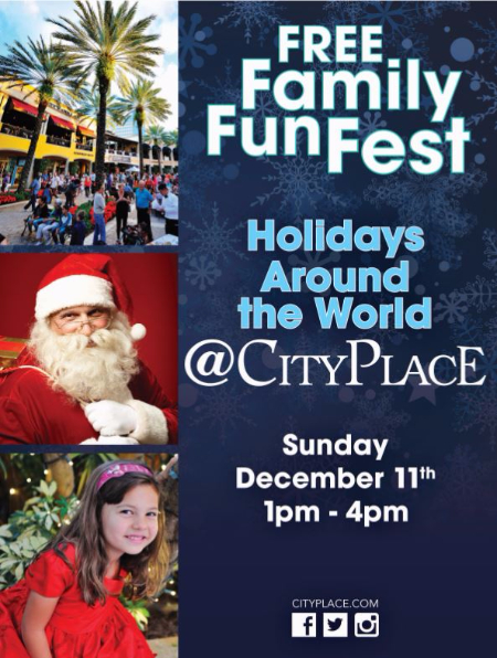 Winter Family Fun Fest, Free, Holidays Around the World, Christmas, Kids