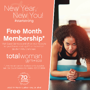 A Total New You Salon Of Baldwin Hills Crenshaw Los Angeles Ca