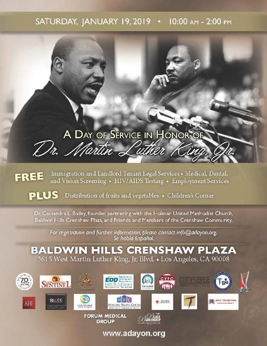 Baldwin Hills Crenshaw Los Angeles Ca