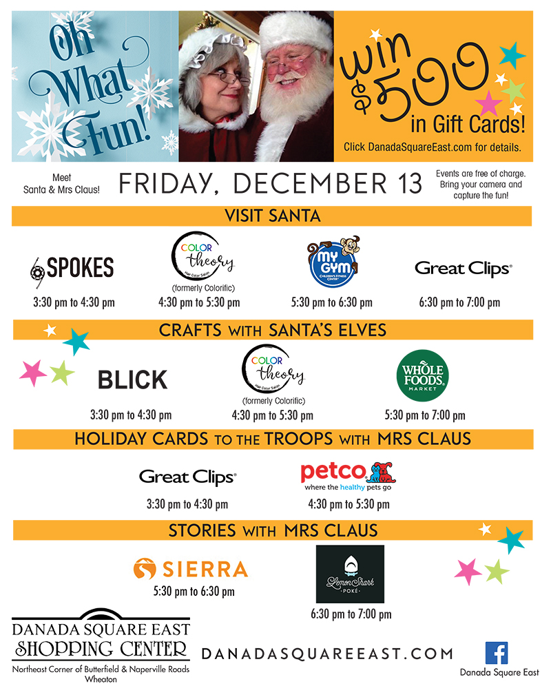 fun holiday events