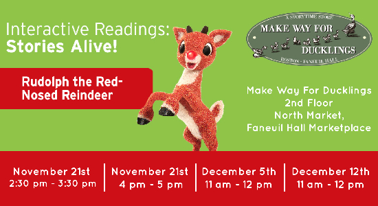 Interactive Reading: Stories Alive!
