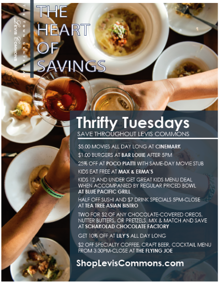 ThriftyTuesday