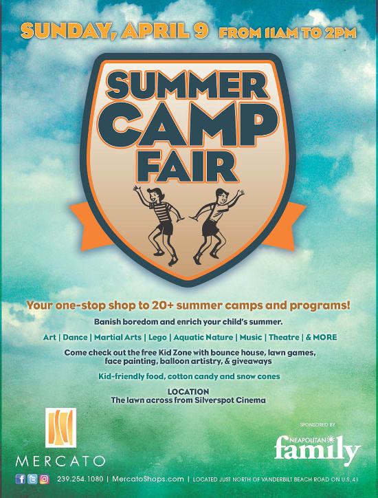 Mercato naples fl for Academie de cuisine summer camp