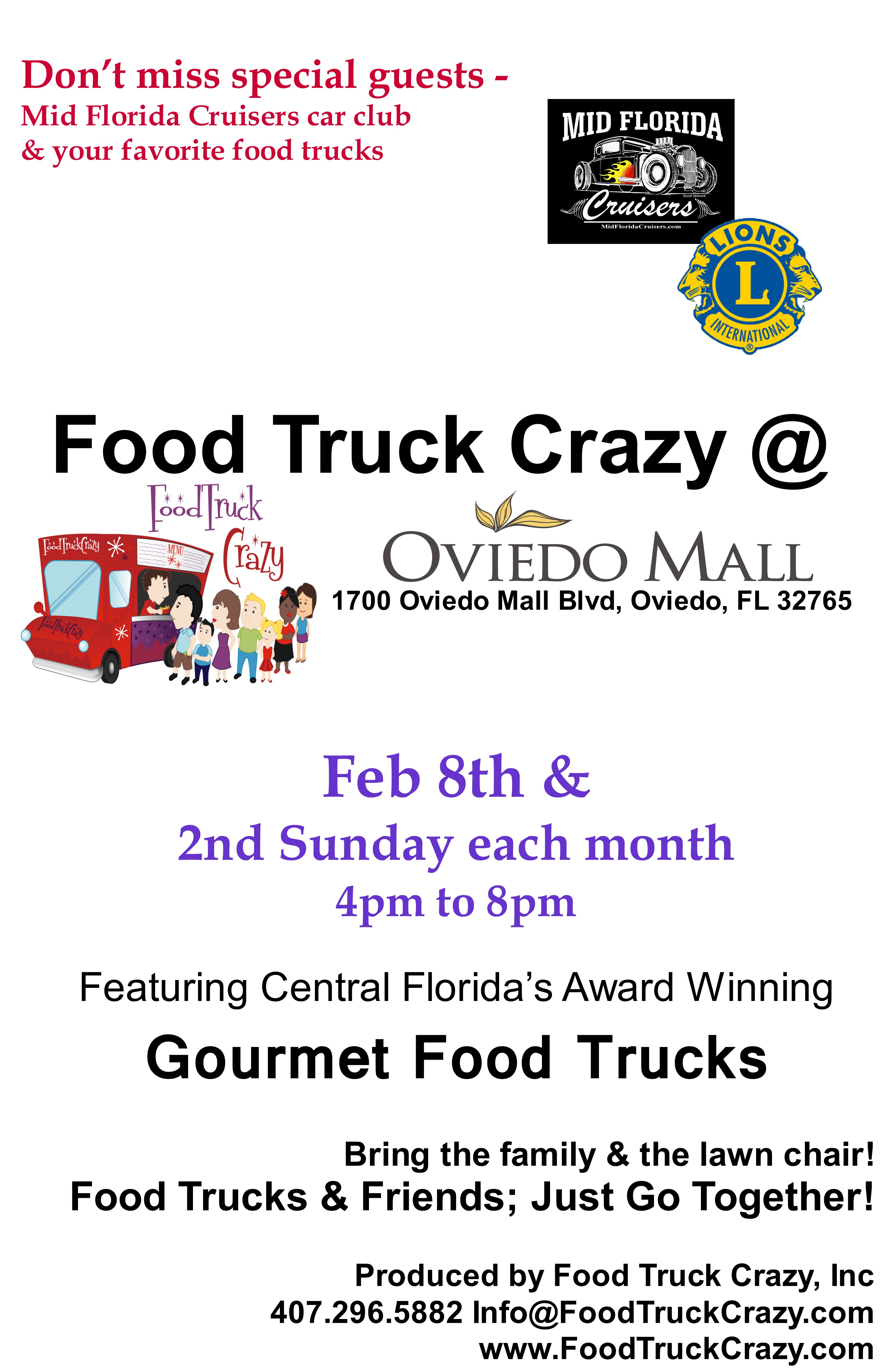 Food Trucks In Oviedo Fl