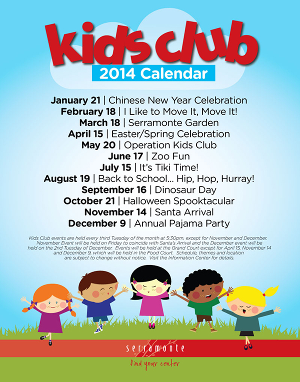 March Calendar 2014 For Kids