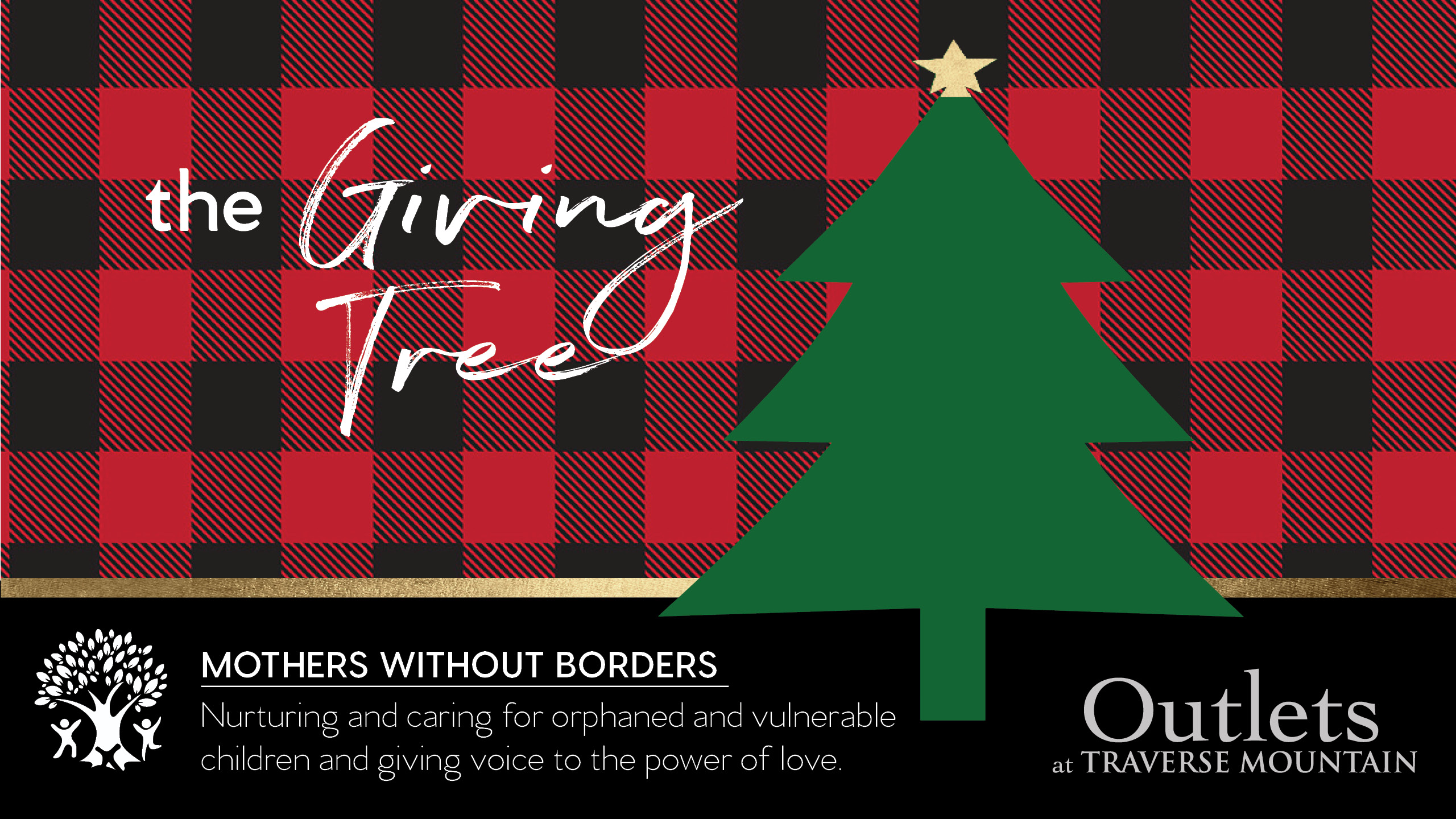 Outlets at Traverse Mountain ::: The Giving Tree, Gifts for Children