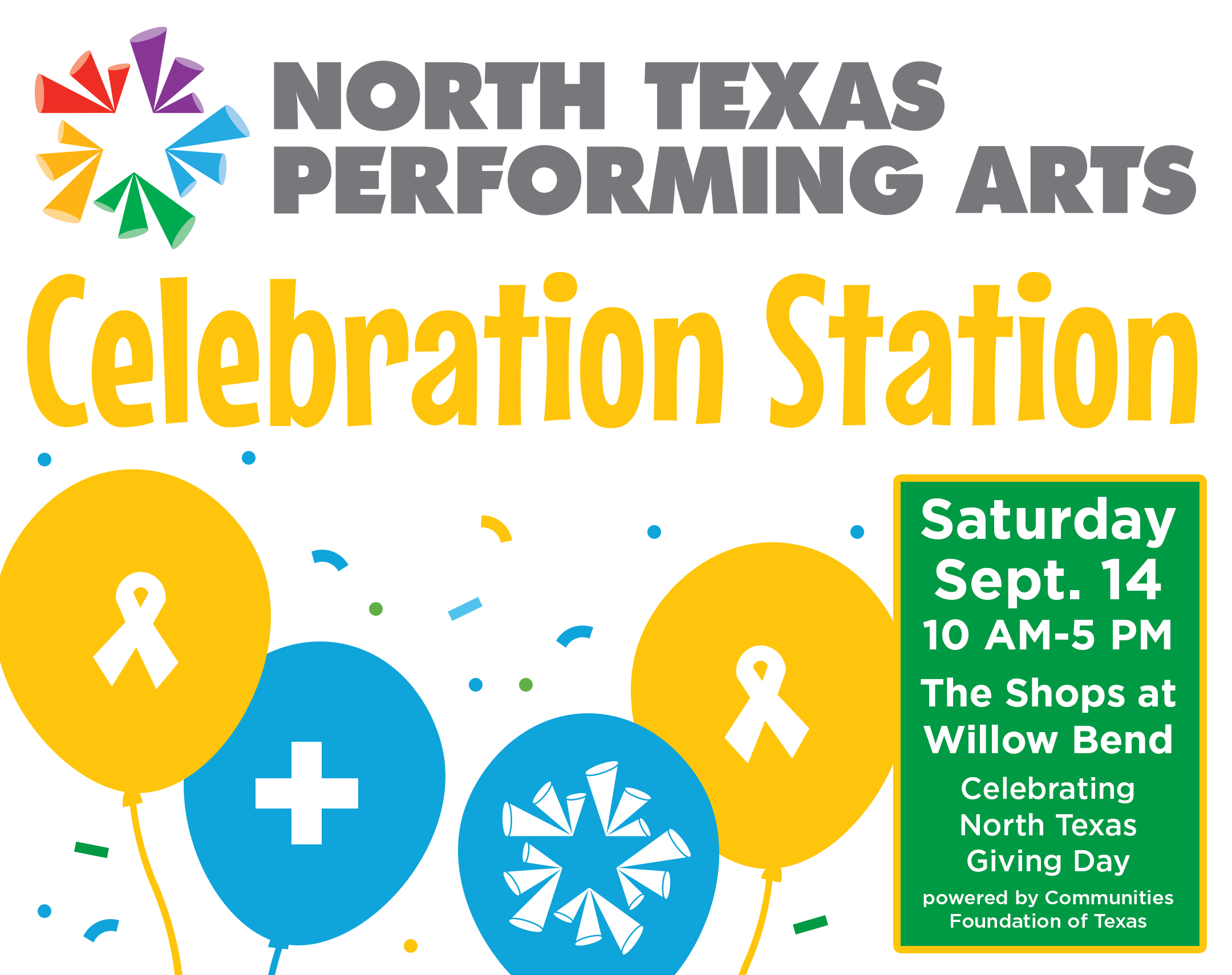 The Shops at Willow Bend ::: Celebration Station at North