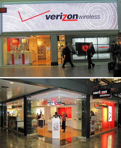 Verizon Wireless at Union Station