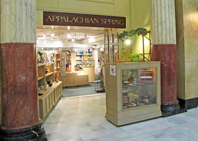 Appalachian Spring at Union Station