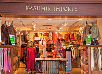 Kashmir at Union Station
