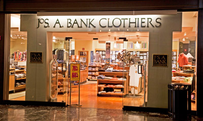 Jos. A. Bank Clothiers at Union Station