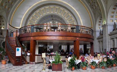 Center Cafe Restaurant at Union Station