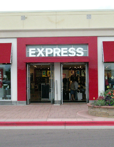Express / Express Men Information