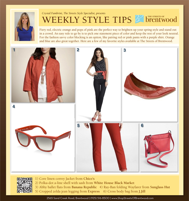 Style Tips Week 1