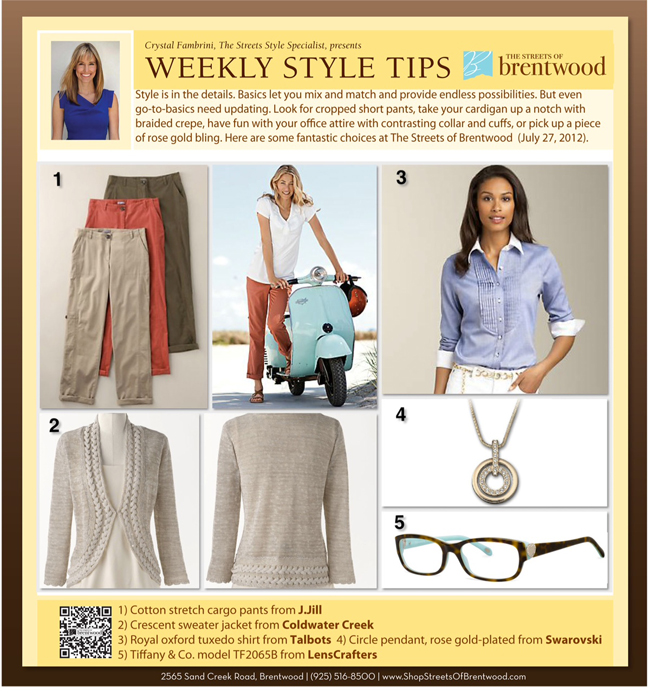 Style Tips Week 18