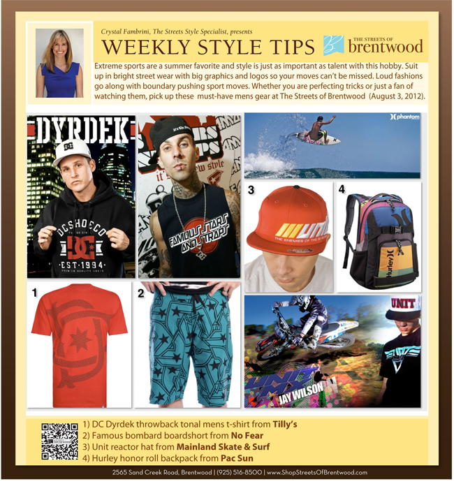 Style Tips Week 19