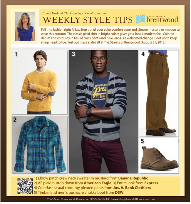 Style Tips Week 23
