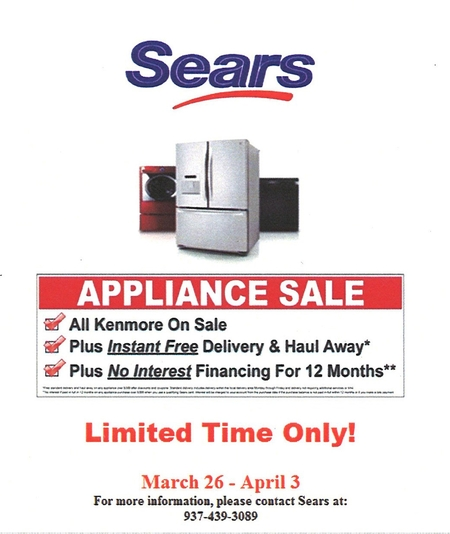 Appliance Parts Sears Appliances Repair Parts