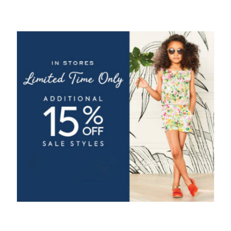 7e573dc97e32 Palm Beach Outlets ::: Additional 15% Off Sale ::: Janie And Jack Outlet
