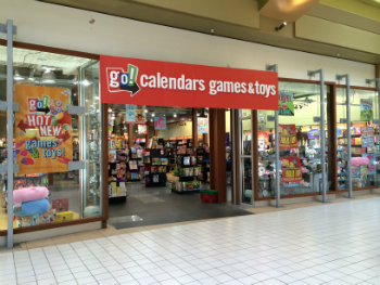 Go Calendars Games Toys Is Now Open At Lancaster Mall After Experiencing Superior Sales As A Temporary Tenant At Lancaster Mall During The Holiday