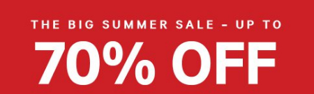 The Big Summer Sale