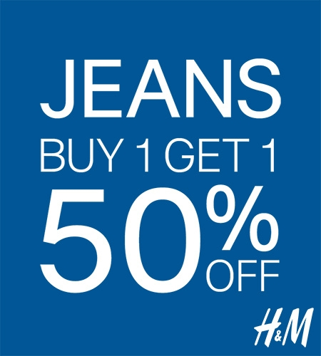 Jeans B1g1 50 Off At H M