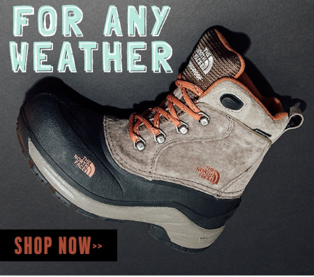 NEW Chilkat Boot from The North Face!