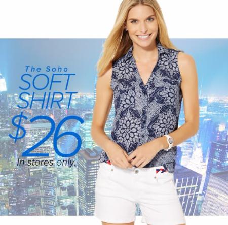 Shop $26 Soft Shirt