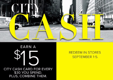 Earn City Cash