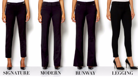 Introducing The New 7th Avenue Pant Collection