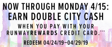 New York And Company Credit Card Payment >> Northwest Arkansas Mall Earn Double City Cash New York Company